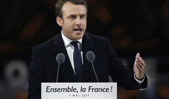 Macron varuje: Uprchlická krize není dočasnou záležitostí