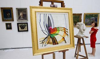 VLondýně jdou dodražby dva Kupkovy obrazy