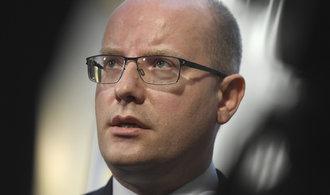 Komentář Martina Čabana: Sobotka si zničil vlastní piedestal