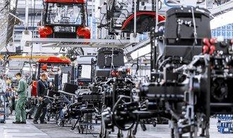 České hospodářství šlape. Roste průmysl, stavebnictví i maloobchodní tržby
