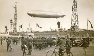 Vzducholoď Hindenburg: Technologická chlouba Německa shořela před 80 lety