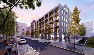 Cena nových bytů v Praze stoupá. Pětinu z nich v posledním čtvrtletí prodal Central Group