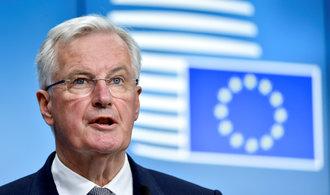 Evropská unie a Británie nemusí dojít k dohodě o brexitu, řekl Barnier
