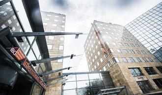 Američané prodali kancelářské centrum u pražského hotelu Hilton