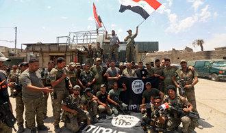 Irák oznámil vítězství nad Islámským státem v Mosulu