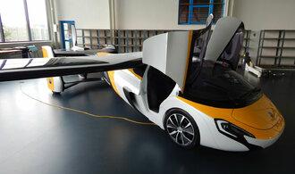 Slováci už přijímají objednávky na létající auta. Podívejte se do sídla firmy Aeromobil