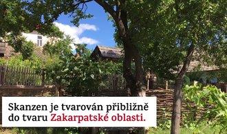 Masaryk, Gočár i červené hydranty. Český odkaz v Zakarpatí stále žije