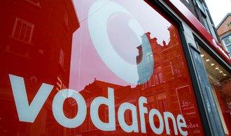 Vodafone v Česku zvýšil zisk o více než desetinu, vydělal tři čtvrtě miliardy