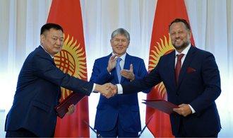 Akcie majitele Liglass Trading letí nahoru díky kyrgyzskému tendru