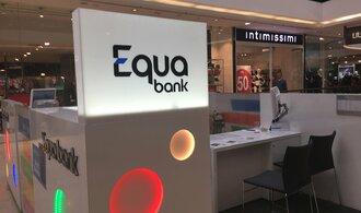 Equa Bank pokořila historické maximum, své zisky více než zdvojnásobila
