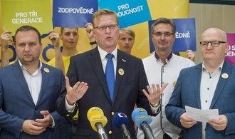 Kandidátku KDU-ČSL opustila dvojka v Libereckém kraji. Vadí mu spolupráce s Babišem
