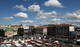 Ve finském Turku začal útočník bodat do lidí, na místě zůstali dva mrtví