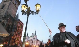 Češi chystají nanočočky do pouličních lamp