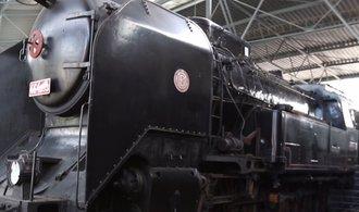 """Retrostroje: Výrobu slavných """"ušatých"""" lokomotiv zastavil až příchod Hitlera"""