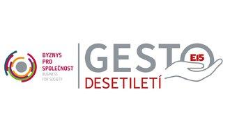 GESTO DESETILETÍ: Deset projektů, které změnily Česko