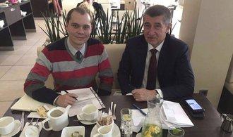 Předseda Mladého ANO Jiří Till: ANO si v budoucnosti dokážu představit i bez Andreje Babiše