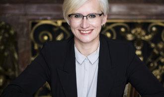 Karla Šlechtová: Prezentace na Parlamentních listech mi nevadí, mám blog i na Aktuálně