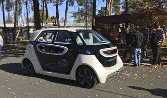U Stříbra vyroste za miliardy polygon pro auta bez řidiče