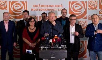 ČSSD vlastního kandidáta do prezidentských voleb nepošle