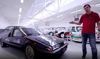 Připomeňte si někdejší perlu mladoboleslavské výroby: Škoda Ferat dnes stojí v muzeu