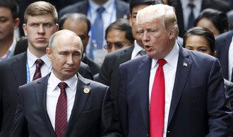 Trump a Putin se předhánějí v pozvánkách ke vzájemné návštěvě