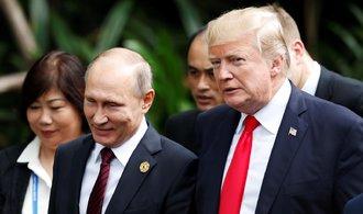 Rusko by se mělo vrátit do G7, navrhuje Trump. Evropská unie a Kanada protestují