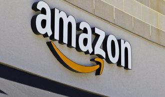 Amazon se stal druhou nejhodnotnější firmou amerických burz