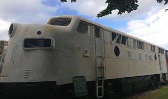 Pohřebiště vlaků na mexickém Yucatánu ukrývá poklady americké železnice, podívejte se