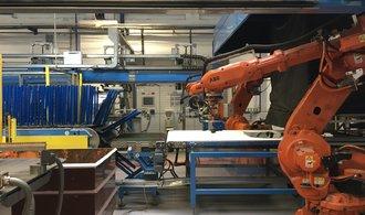 Rostoucí výroba i nové zakázky zlepšily podmínky ve zpracovatelském sektoru
