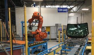 Chudeřická továrna dodává autoskla do celé Evropy, investovala další desítky milionů