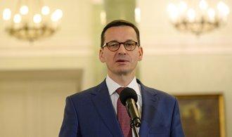Chceme Evropu znovu pokřesťanštit, řekl nový polský premiér Morawiecki v prvním rozhovoru