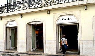 Majitel obchodů Zara zvýšil tržby i zisk, pokračuje v expanzi