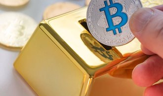 Komentář Radima Valenčíka: Bitcoin versus zlato