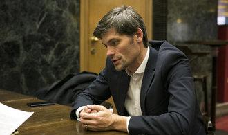 Marek Hilšer: V politice budu chtít pokračovat, i když v prezidentských volbách neuspěji