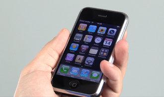 Smartphone, který změnil svět. Připomeňte si podobu prvního iPhonu