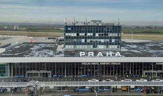 Pražské letiště se v neděli na devadesát minut uzavře kvůli přehlídce