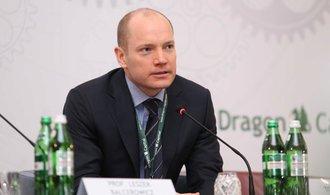 Fialovo ukrajinské impérium expanduje