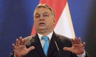 Sorosův plán? Evropu chce proměnit v kontinent migrantů, řekl Orbán