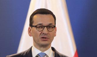 Výroky o holocaust pobuřují i v Polsku, premiér Morawiecki za něj připsal odpovědnost Židům