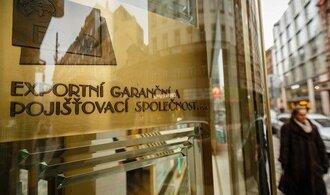 Česká exportní banka chce za nedokončenou elektrárnu po EGAP miliardy
