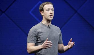 Skandál s daty uživatelů Facebooku může mít dohru v Kongresu