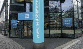 Hello bank! chce urvat díl klientů tradičních bank, pomoci mají přátelské pobočky