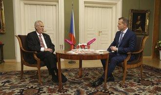 Televizní rada zahájila proces se Soukupovou stanicí, všímá si možného nadržování Zemanovi