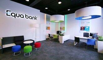 Equa Bank pošle na burzu dluhopisy za stovky milionů