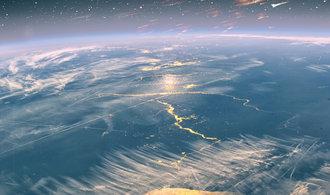 Mimozemský kámen obsahuje sloučeniny, které se nenacházejí nikde jinde ve Sluneční soustavě