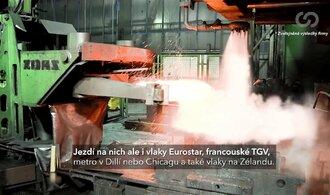 MILIARDÁŘI: Nejbohatší žena Česka vládne výrobě kol pro vlaky