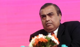 Indický miliardář nabízí televize zdarma. Chce nalákat nové zákazníky do své internetové sítě