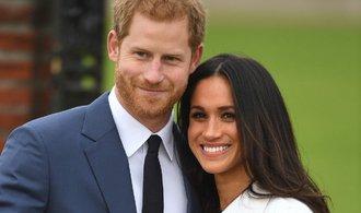 Přímý přenos: Windsor hostí královskou svatbu