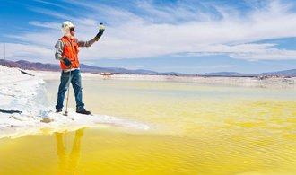 Konopí zastiňuje lithium, jeho těžaři ztrácejí investory
