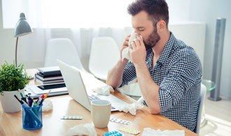 Co ukázala chřipková epidemie? Češi v očkování zaostávají za Evropou